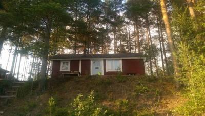 My mountain cabin...