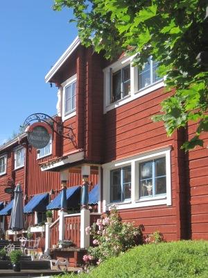 Åkerblad's Hotel, Tällberg, Sweden