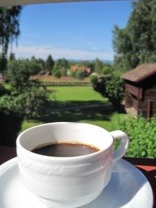Coffee at Åkerblad's Hotel