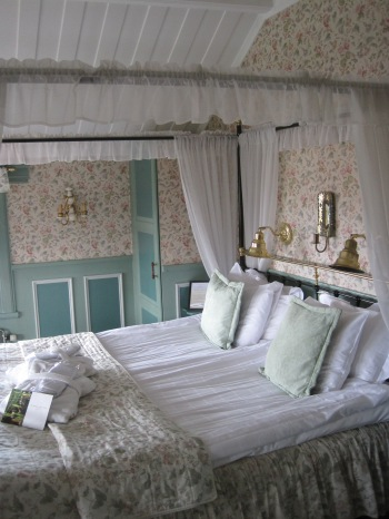 Honeymoon Suite at Åkerblad's Hotel, Tällberg, Sweden