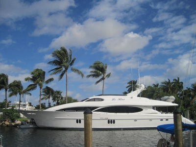 Yacht in Fort Lauderdale