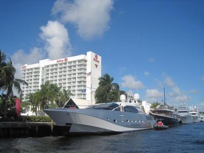 Hilton Hotel, Fort Lauderdale
