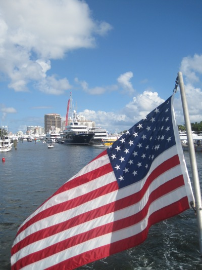 Fort Lauderdale Boat Show...