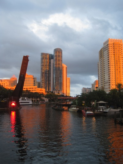 Down Town, Fort Lauderdale...